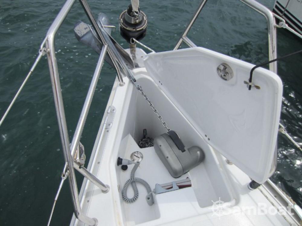 Location bateau Hanse Hanse 325 à Marina Naviera Balear sur Samboat