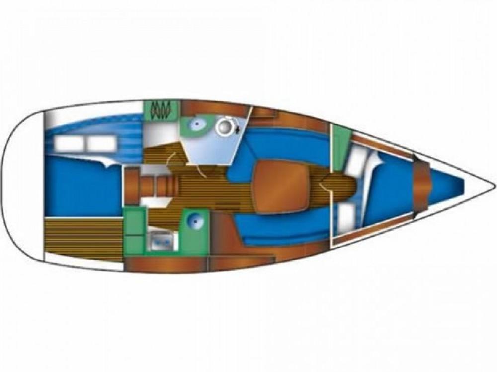 Location yacht à Marina Kornati - Jeanneau Sun Odyssey 32 sur SamBoat