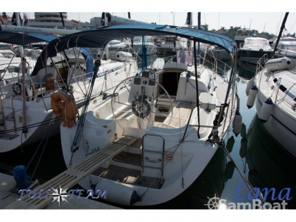 Location bateau Elan Elan 333 à Marina Kornati sur Samboat