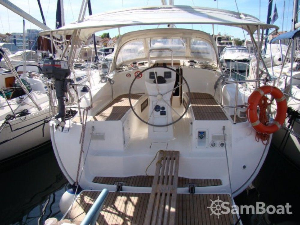 Location yacht à Marina Kornati - Bavaria Cruiser 36 sur SamBoat