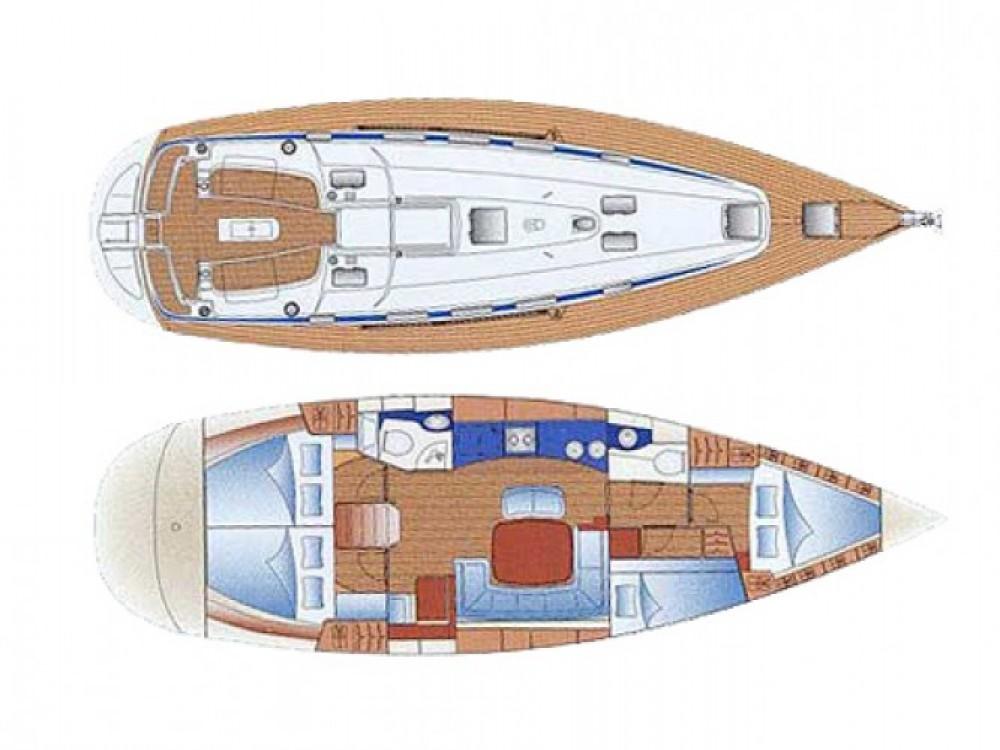 Location bateau Bavaria Bavaria 44 à Marina Kornati sur Samboat