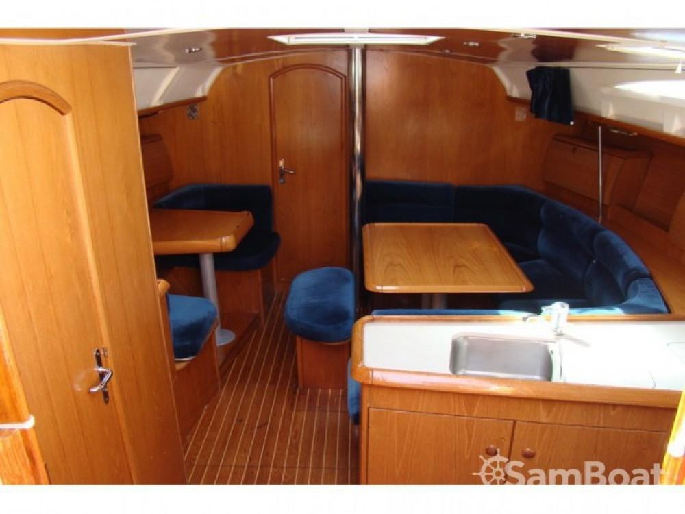 Location bateau Jeanneau Sun Odyssey 40 à Marina Kornati sur Samboat