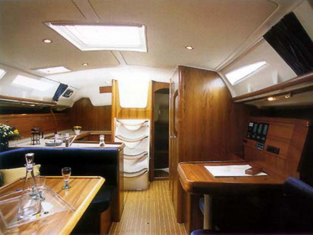Location yacht à Marina Kornati - Jeanneau Sun Odyssey 40 sur SamBoat