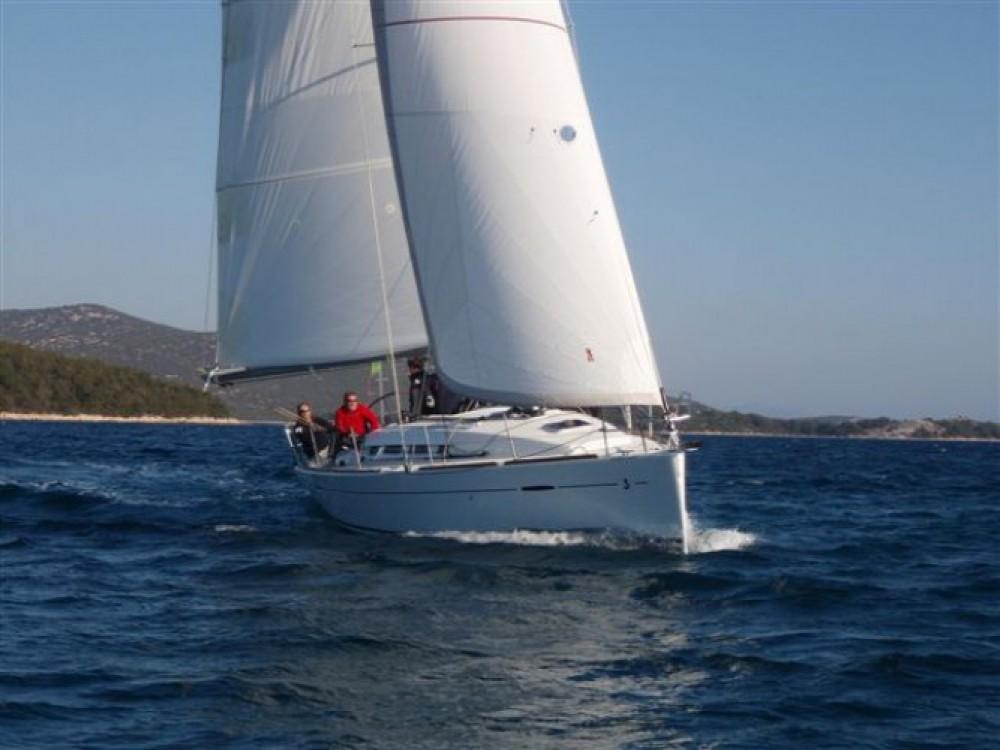 Noleggio barche Murter economico First 35