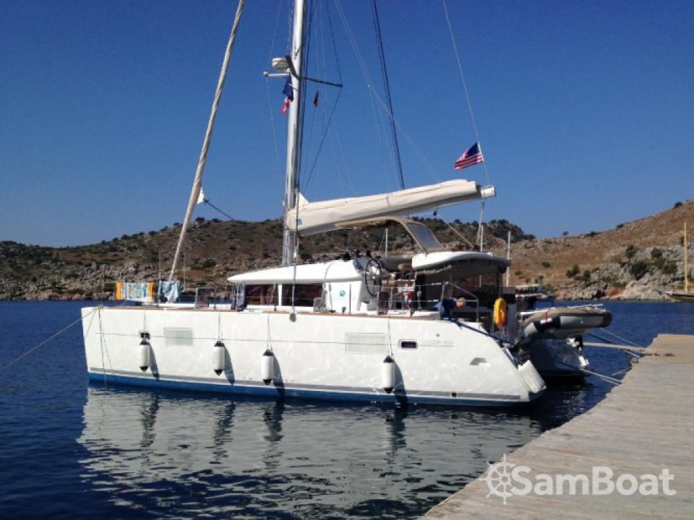 Location Catamaran à Fethiye - Lagoon Lagoon 400