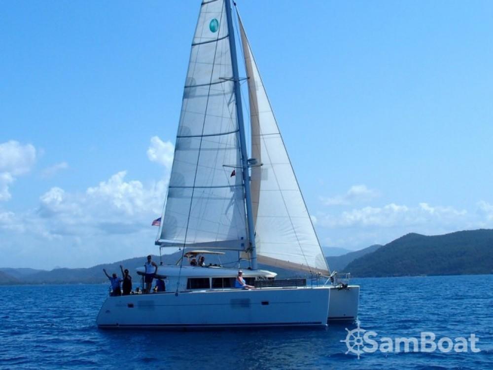 Location yacht à Fethiye - Lagoon Lagoon 400 sur SamBoat