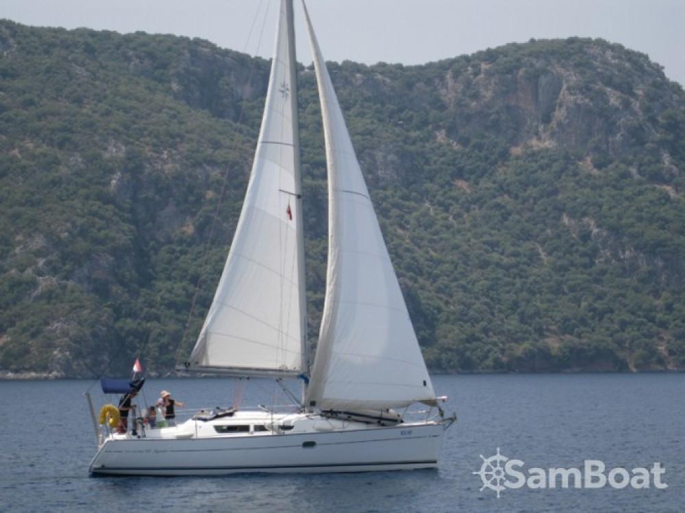 Location yacht à Fethiye - Jeanneau Sun Odyssey 32i sur SamBoat