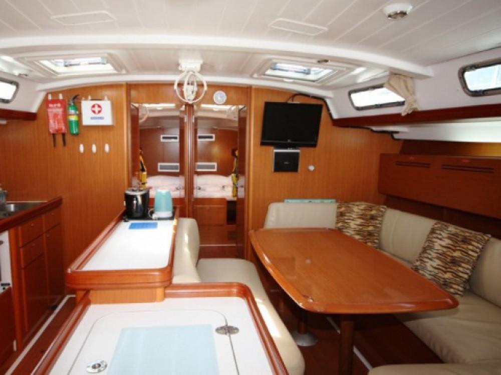 Location bateau Bénéteau Cyclades 50.5 à Fethiye sur Samboat