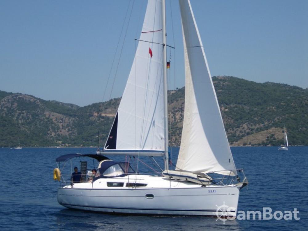 Jeanneau Sun Odyssey 32 i entre particuliers et professionnel à Fethiye