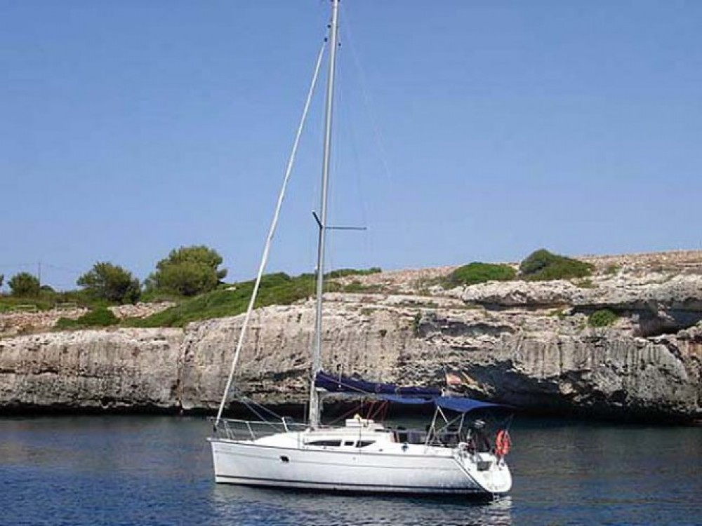 Location bateau Jeanneau Sun Odyssey 32 i à Fethiye sur Samboat