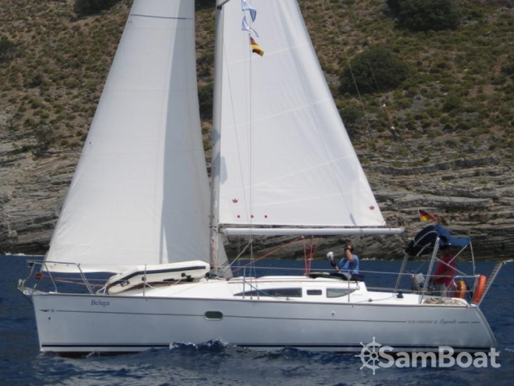 Location bateau Jeanneau Sun Odyssey 32 à Fethiye sur Samboat
