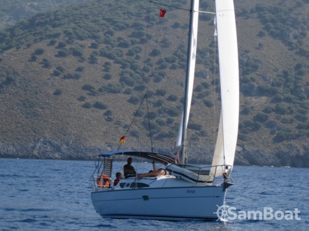 Louez un Jeanneau Sun Odyssey 32 à Fethiye