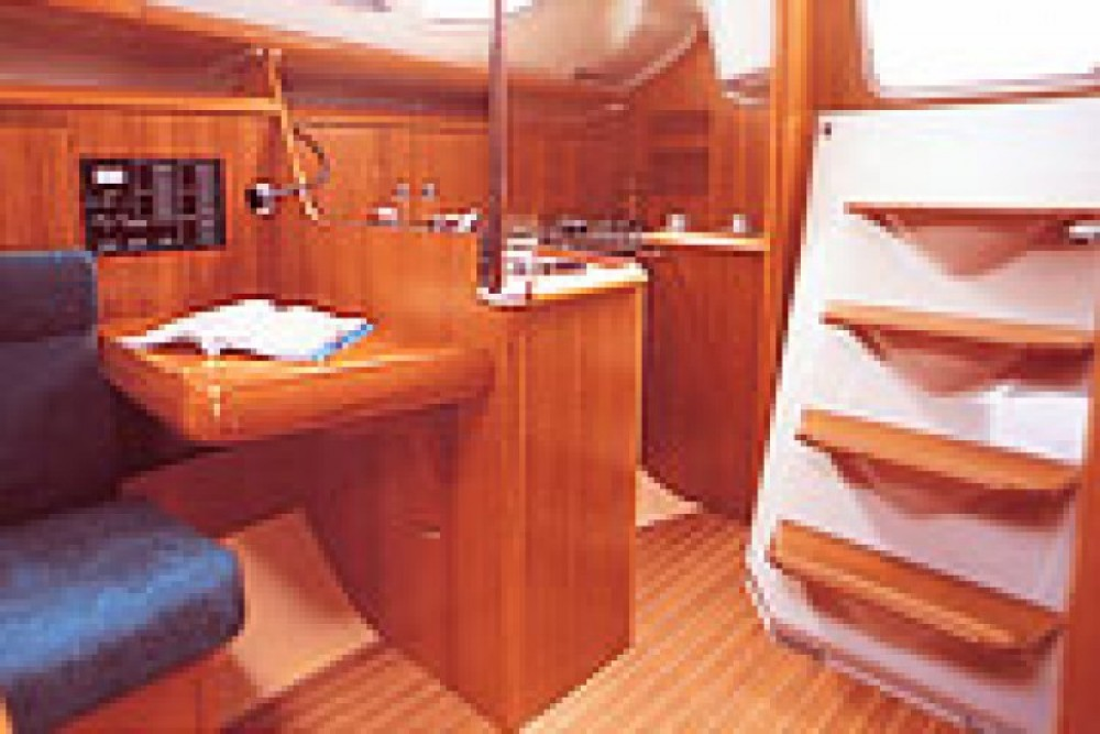 Location bateau Fethiye pas cher Sun Odyssey 32