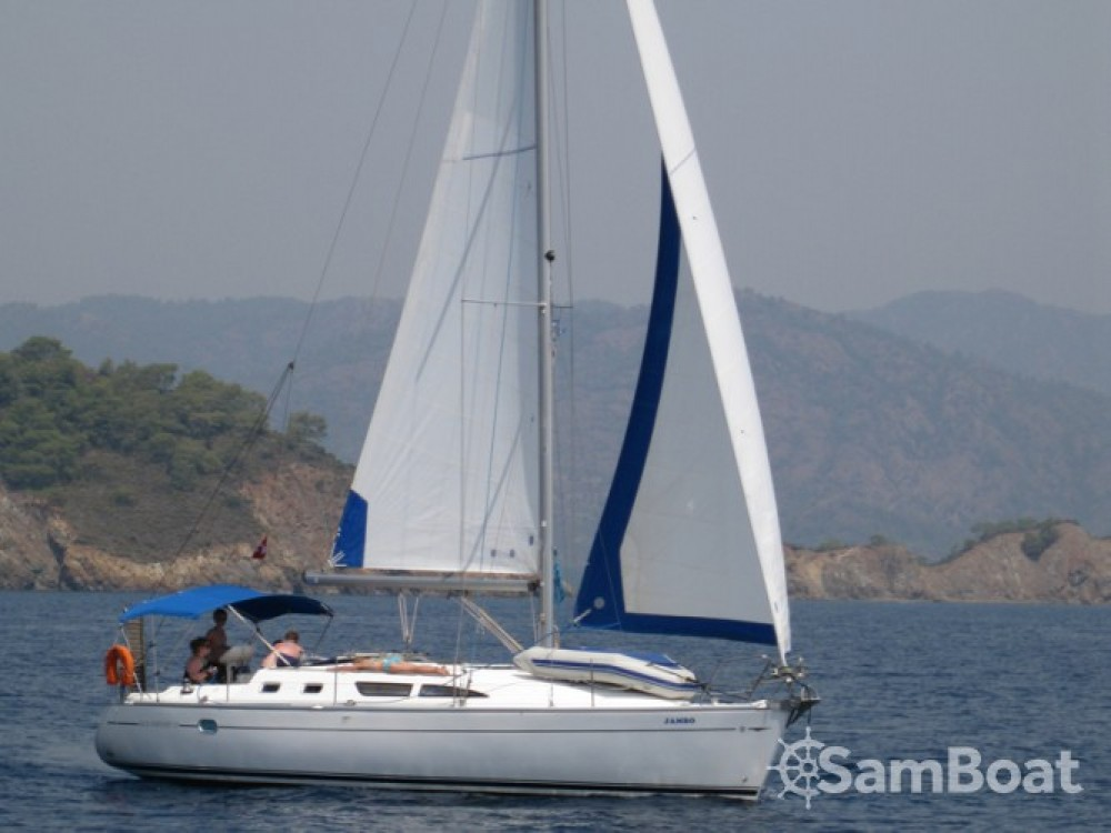 Louez un Jeanneau Sun Odyssey 37 (1) à Fethiye