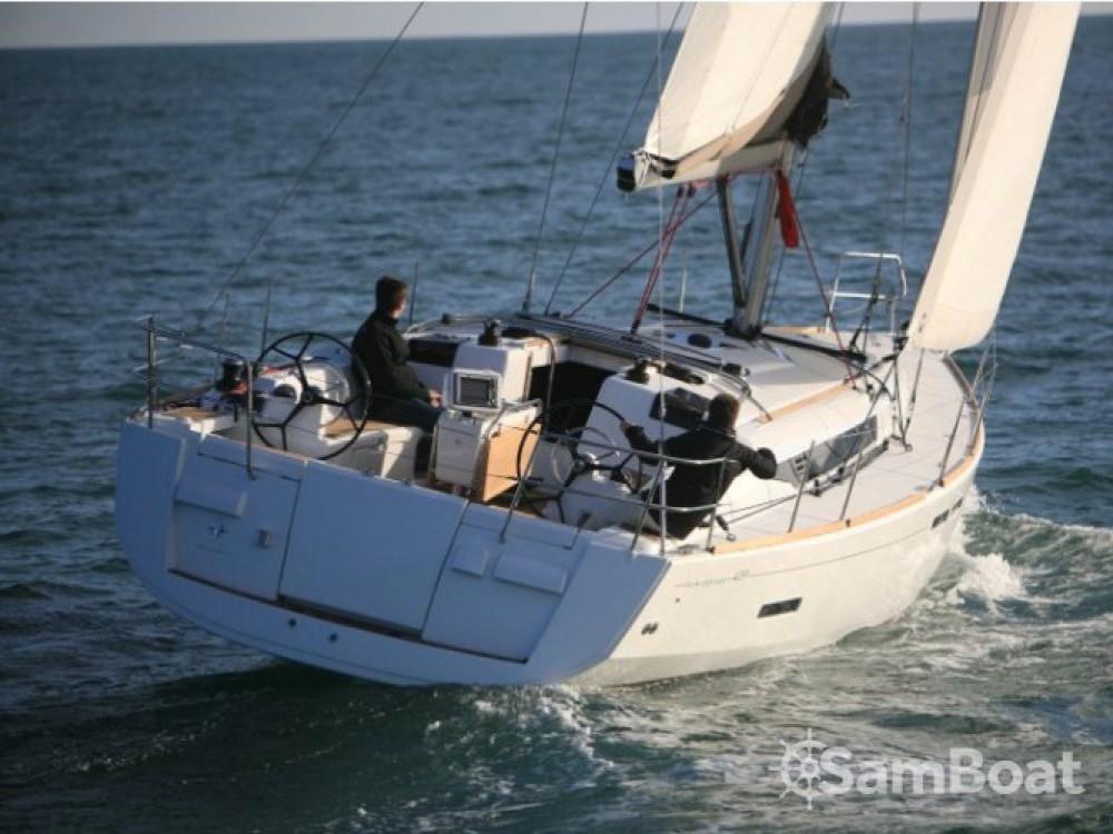 Louez un Jeanneau Sun Odyssey 439 à Fethiye