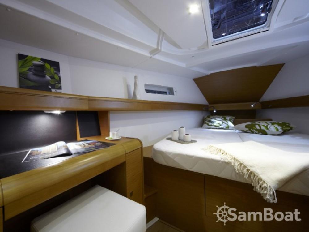 Jeanneau Sun Odyssey 439 entre particuliers et professionnel à Marmaris