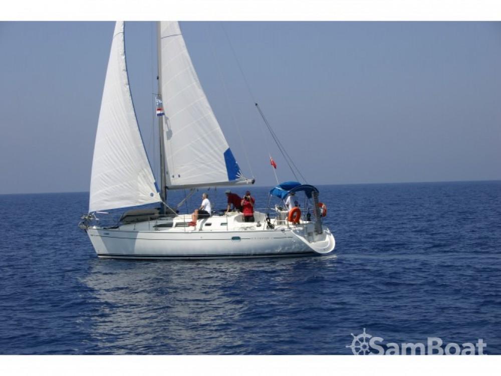 Location yacht à Fethiye - Jeanneau Sun Odyssey 37 (1) sur SamBoat