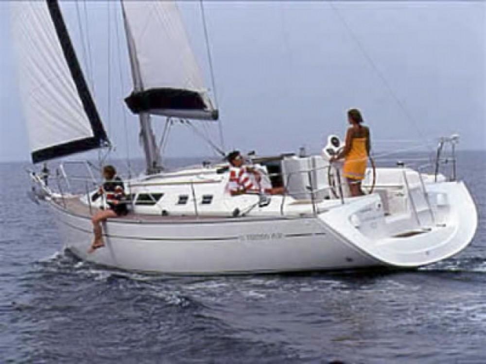 Jeanneau Sun Odyssey 37 (1) entre particuliers et professionnel à Fethiye