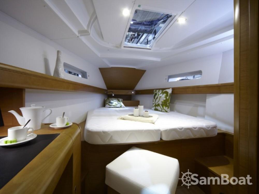 Location yacht à Marmaris - Jeanneau Sun Odyssey 439 sur SamBoat