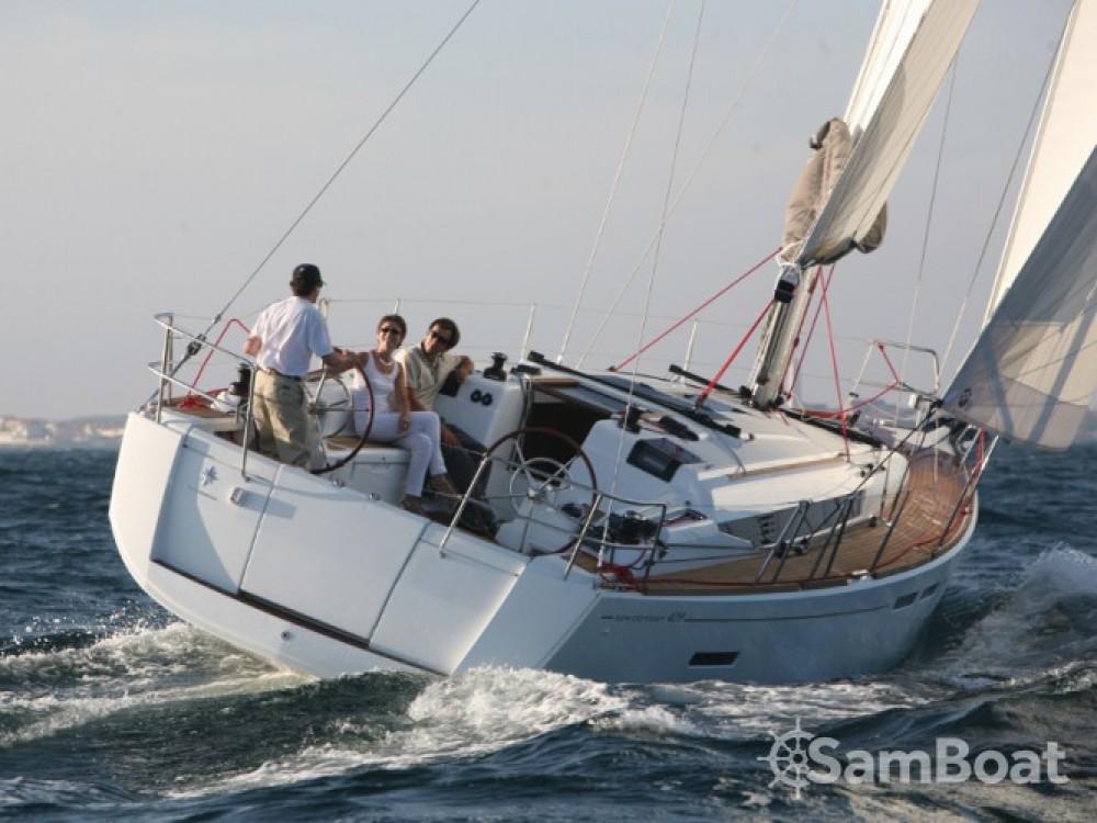 Jeanneau Sun Odyssey 409 entre particuliers et professionnel à Marmaris