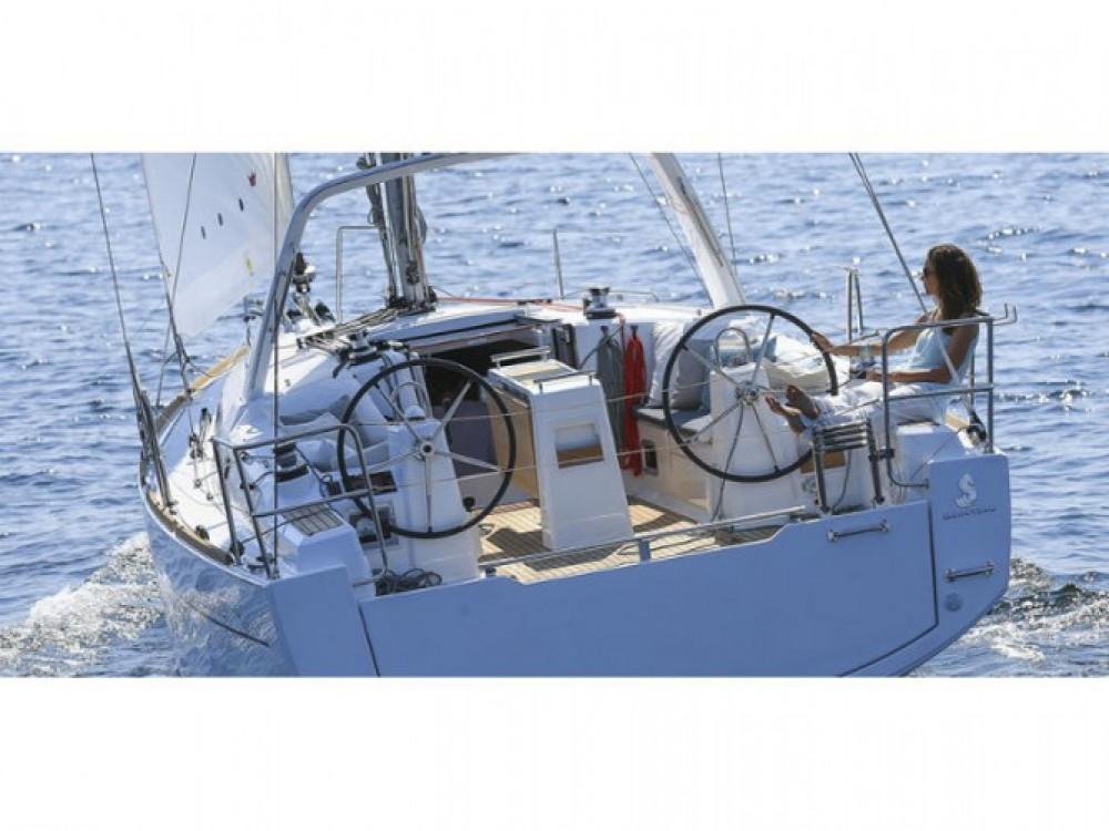 Location bateau Bénéteau Beneteau Oceanis 35 à Marmaris sur Samboat