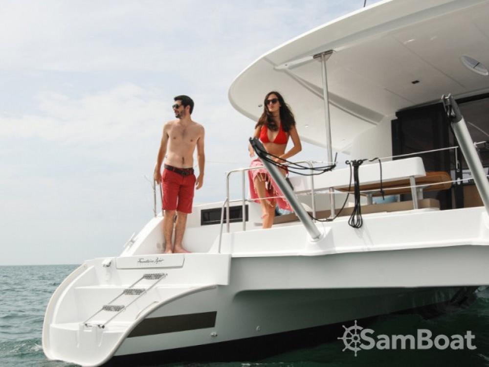 Location bateau Marmaris pas cher Lipari 41 Maestro evo