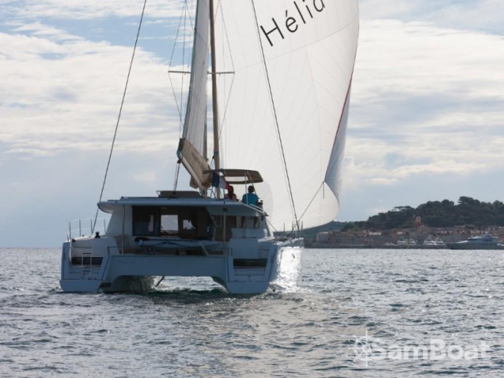 Location yacht à Marmaris - Fountaine Pajot Helia 44 Quatuor sur SamBoat