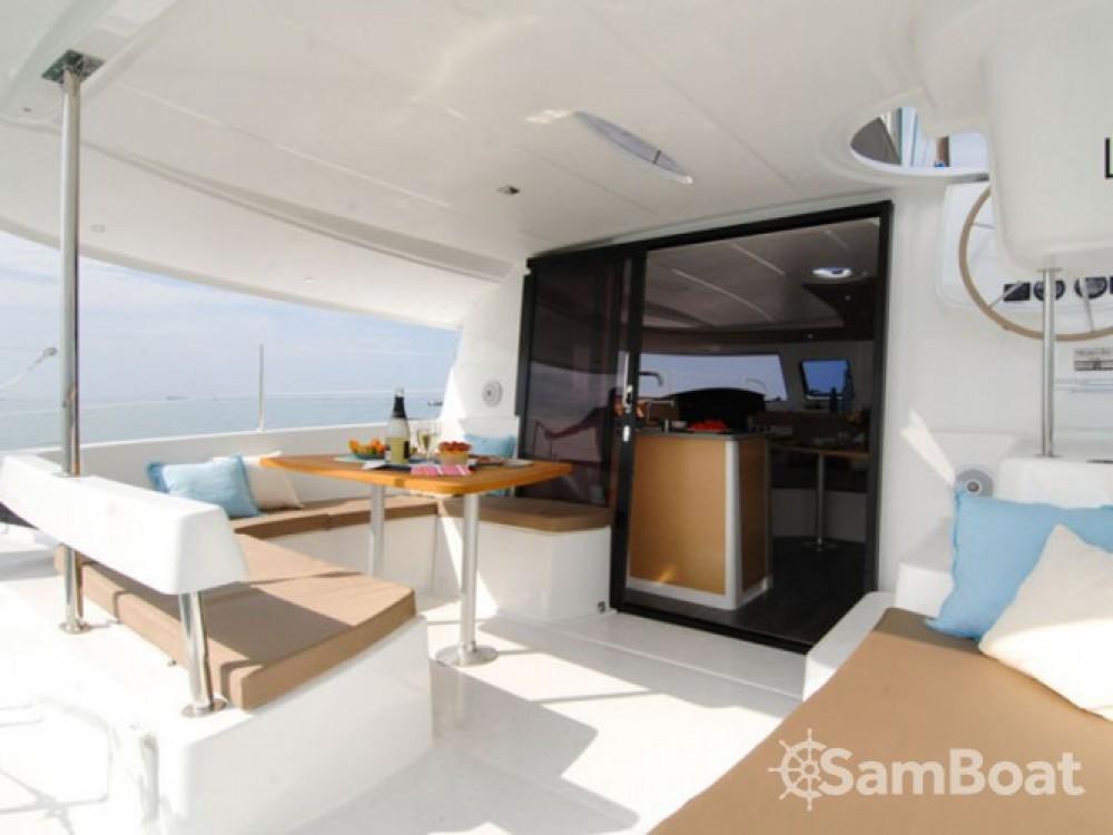 Location bateau Fountaine Pajot Lipari 41 Maestro evo à Marmaris sur Samboat