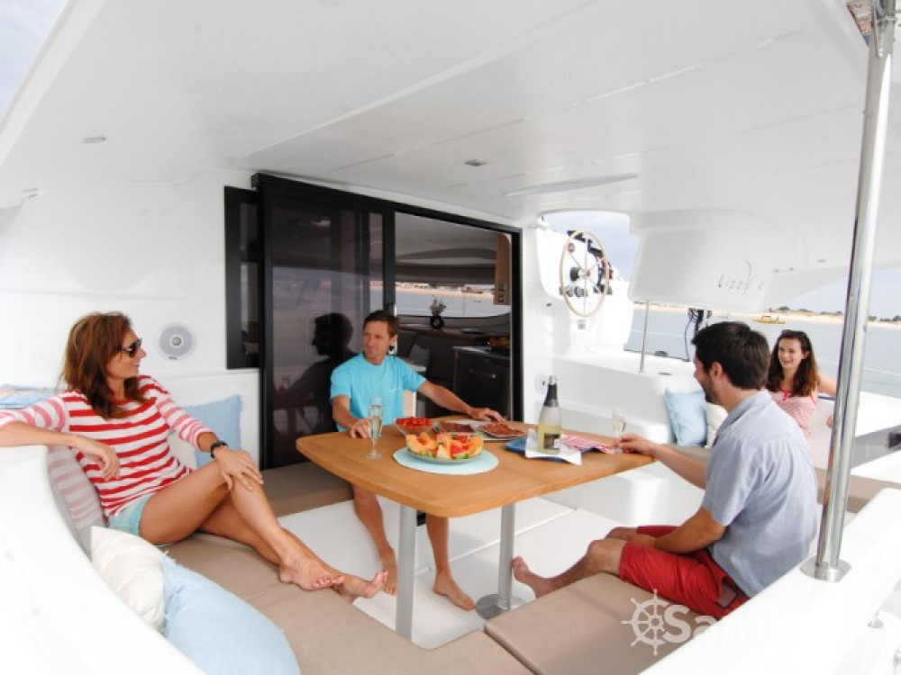 Location Catamaran à Marmaris - Fountaine Pajot Lipari 41