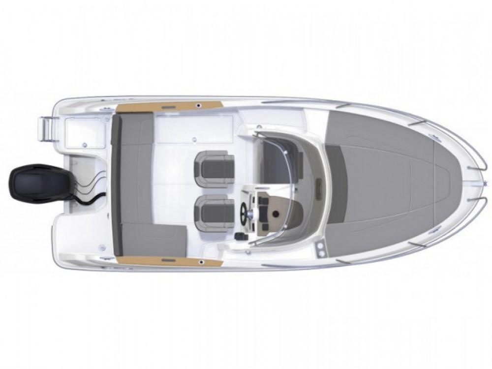 Location yacht à Trogir - Jeanneau Cap Camarat 6.5 WA sur SamBoat