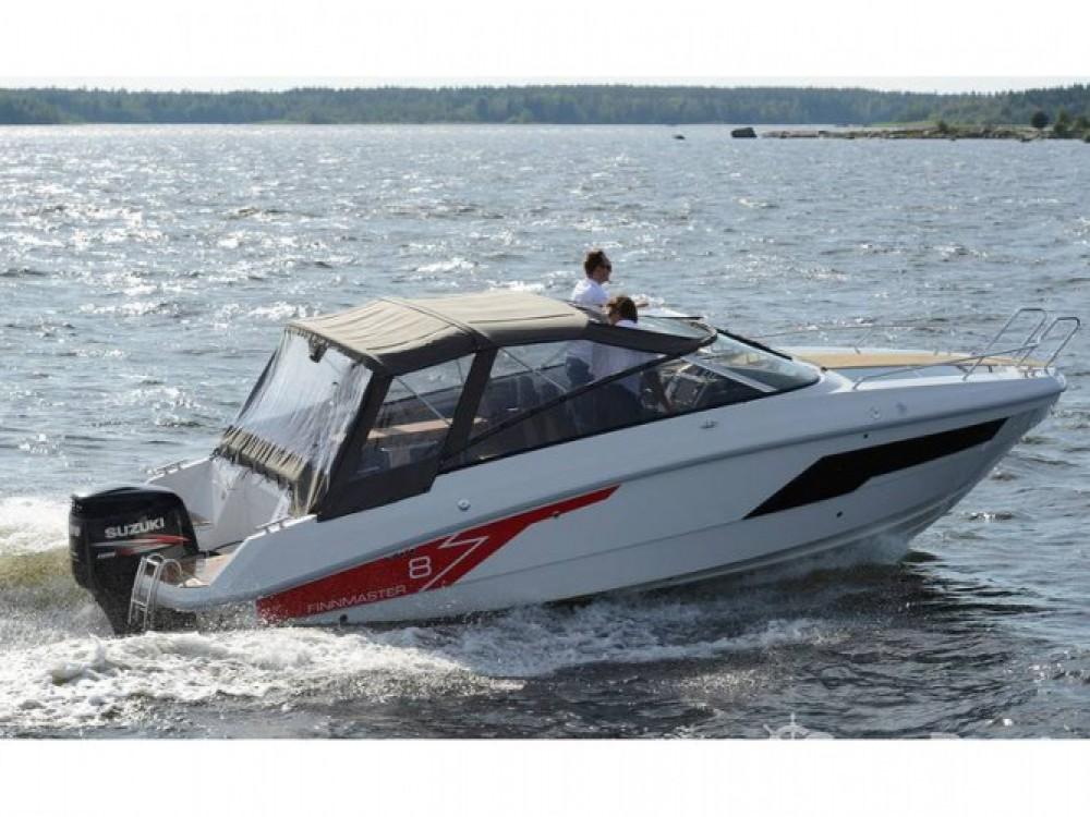 Louer Bateau à moteur avec ou sans skipper Finnmaster à Trogir
