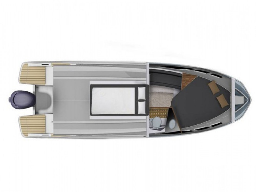 Finnmaster Finnmaster T8 entre particuliers et professionnel à Trogir