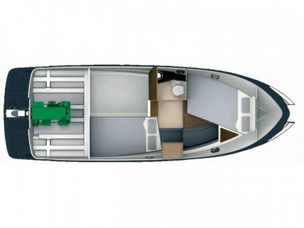 Location yacht à Trogir - Grandezza Grandezza 27 OC sur SamBoat