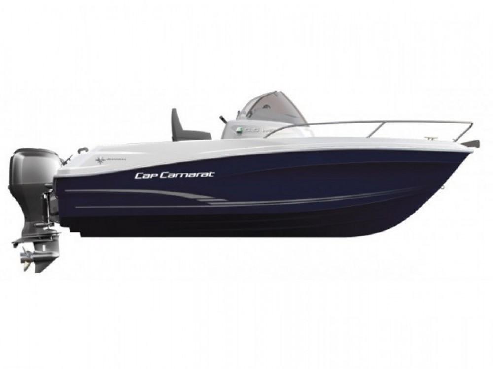 Location bateau Jeanneau Cap Camarat 5.5 WA à Trogir sur Samboat