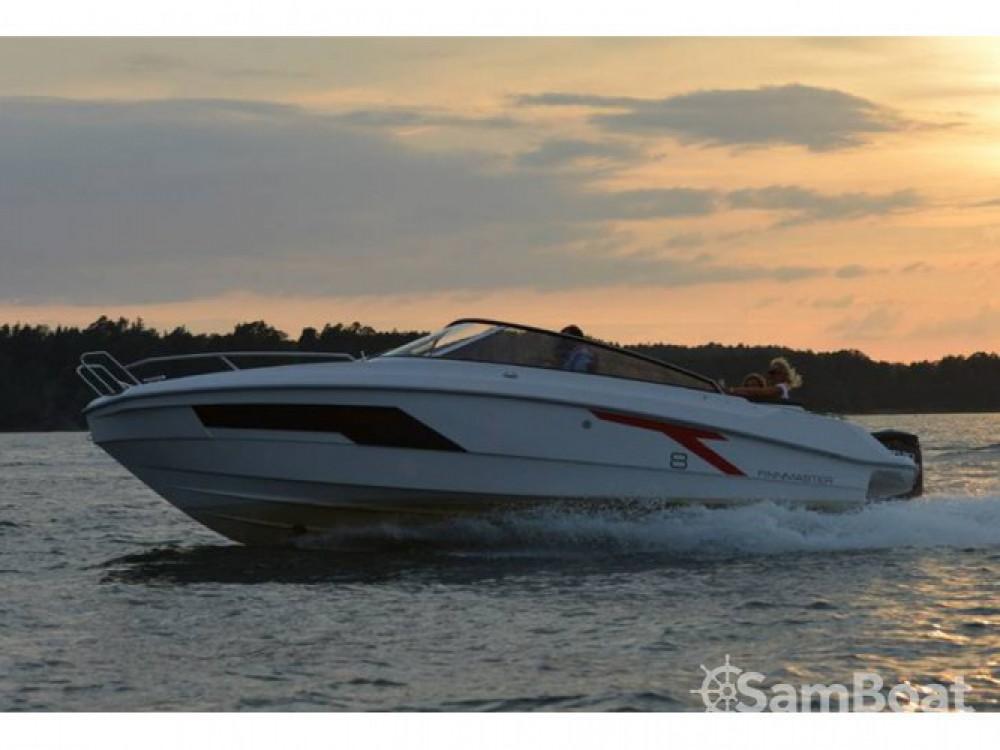 Location bateau Finnmaster Finnmaster T8 à Trogir sur Samboat