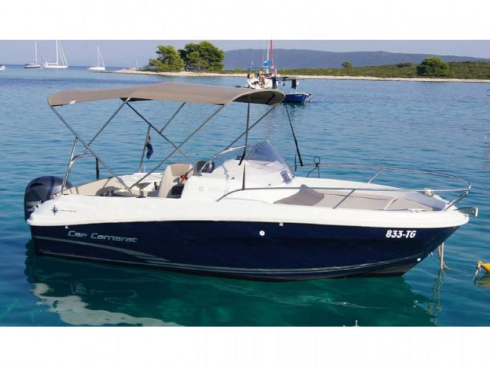 Jeanneau Cap Camarat 5.5 WA entre particuliers et professionnel à Trogir