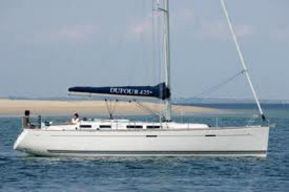 Location Voilier à Marina di Portisco - Dufour Dufour 425 Grand Large