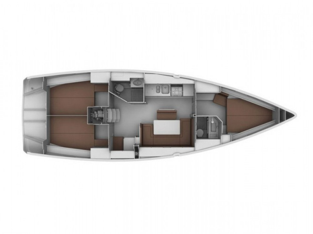 Louez un Bavaria Bavaria Cruiser 40 à Cagliari