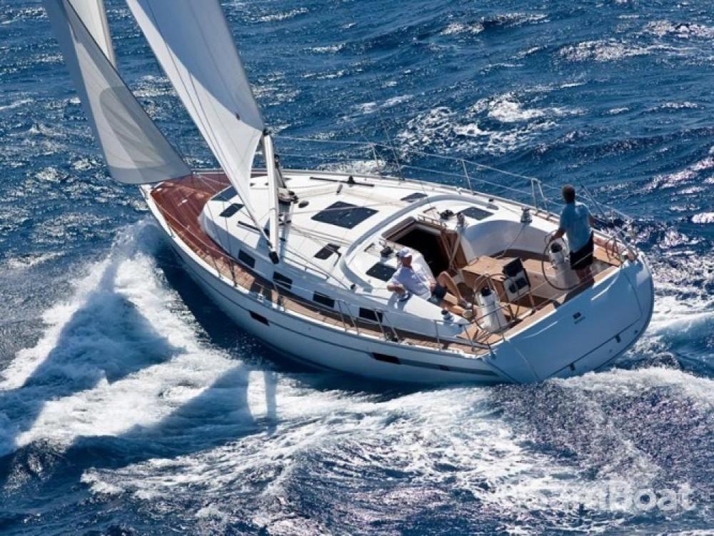 Location bateau Cagliari pas cher R40