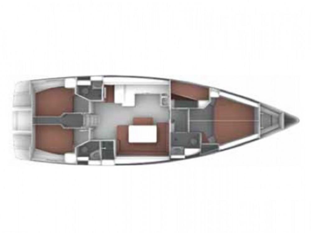 Location Voilier à Alghero - Bavaria Cruiser 51