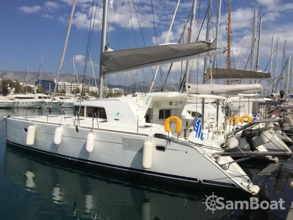 Location yacht à Marina de Alimos - Lagoon Lagoon 440 sur SamBoat
