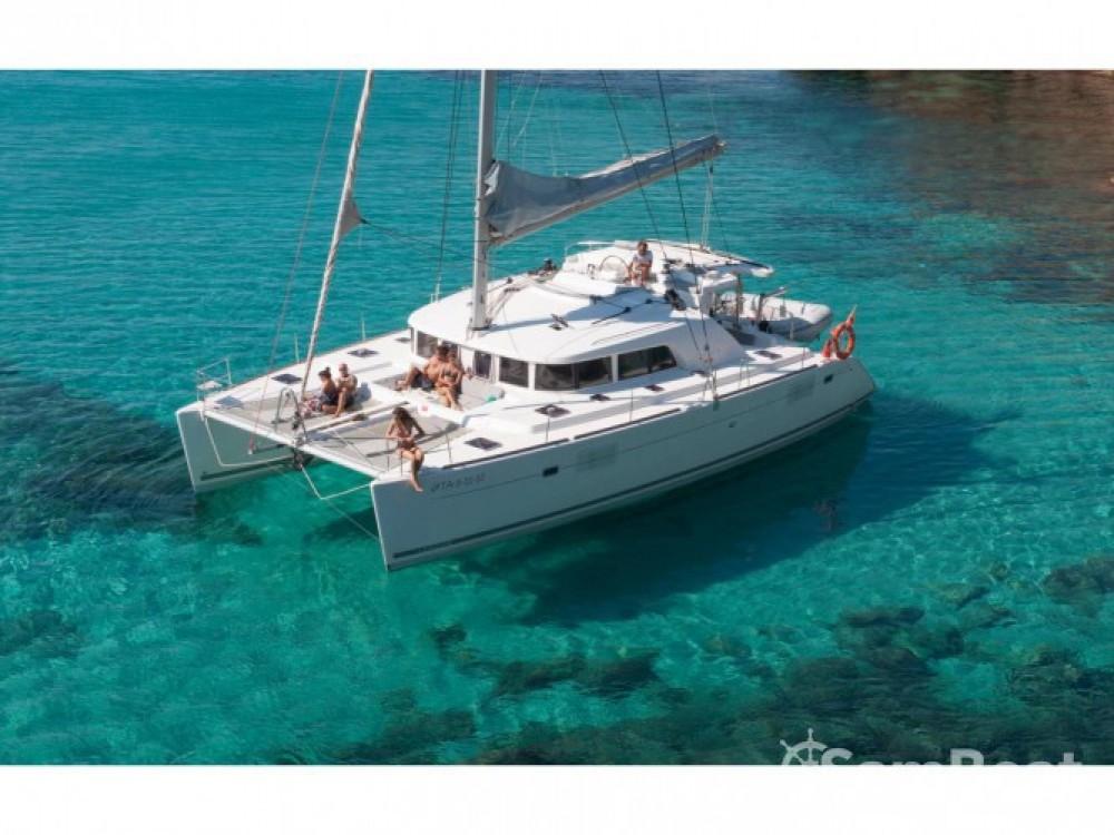 Location bateau Lagoon Lagoon 440 à Marina de Alimos sur Samboat