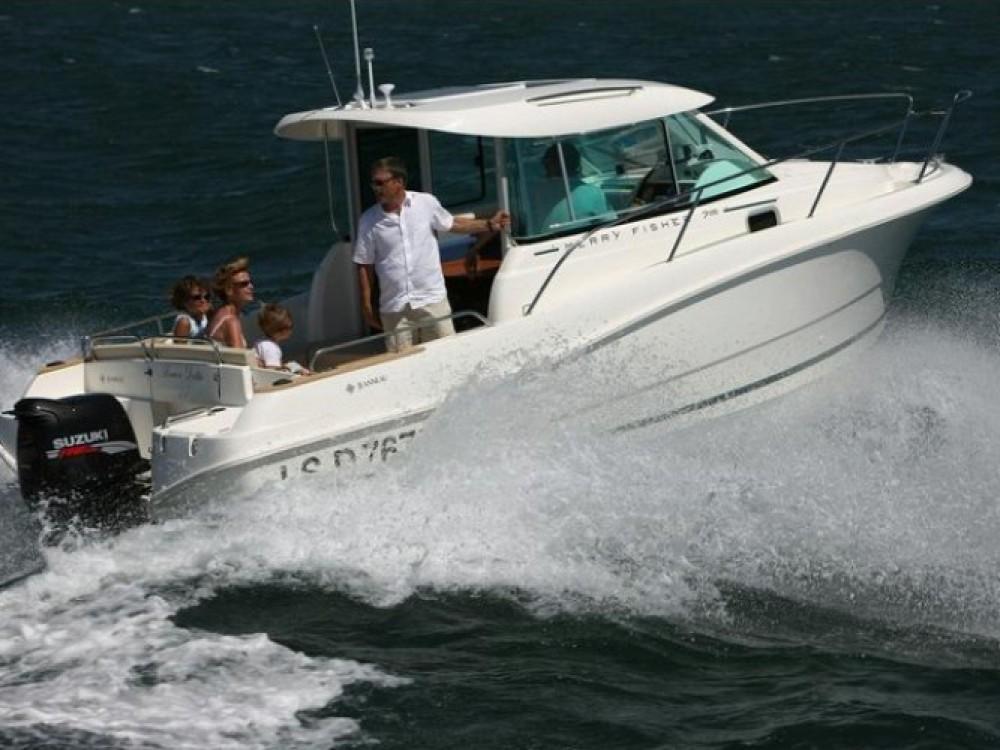 noleggio Barca a motore Marina Kornati - Jeanneau Merry Fisher 725