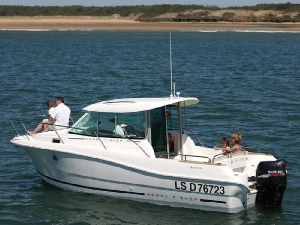 Noleggio Barca a motore con o senza skipper Jeanneau Marina Kornati