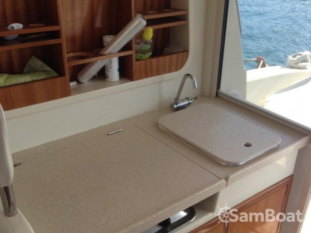Location bateau Sas Vektor Vektor 950 à Marina Zadar sur Samboat