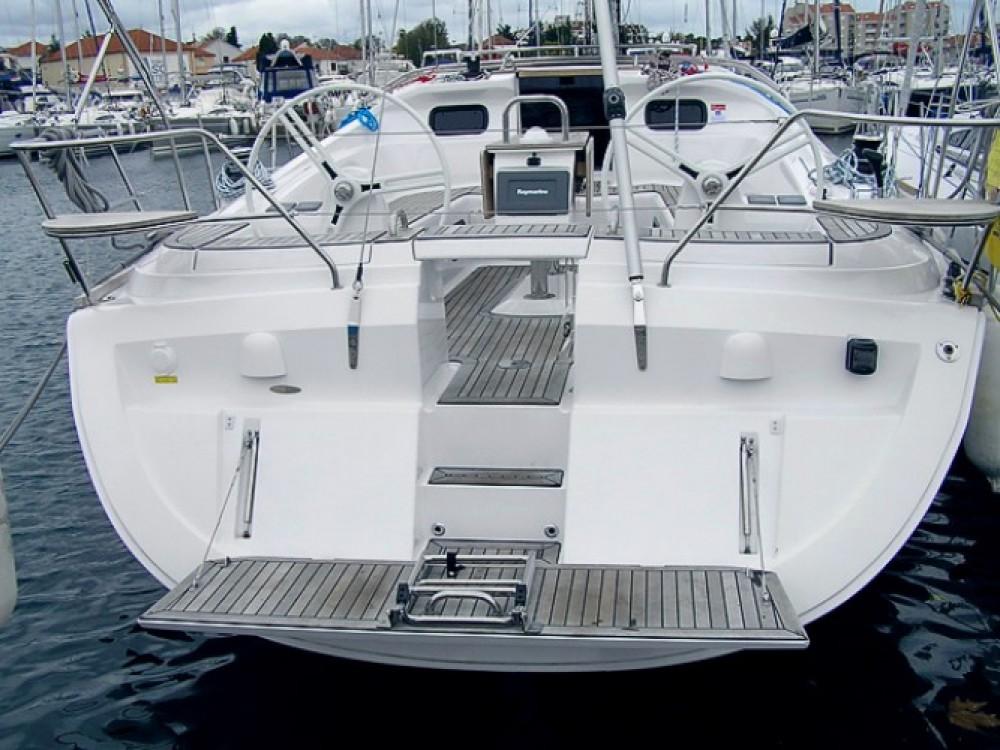 Location bateau Elan Elan 444 Impression à Marina Kornati sur Samboat