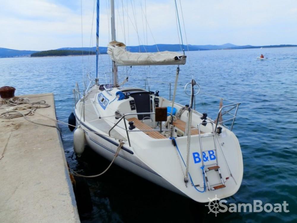 Location bateau Marina Kornati pas cher Dehler 34