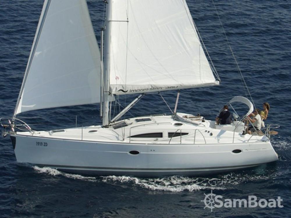Location bateau Marina Kornati pas cher Elan 384
