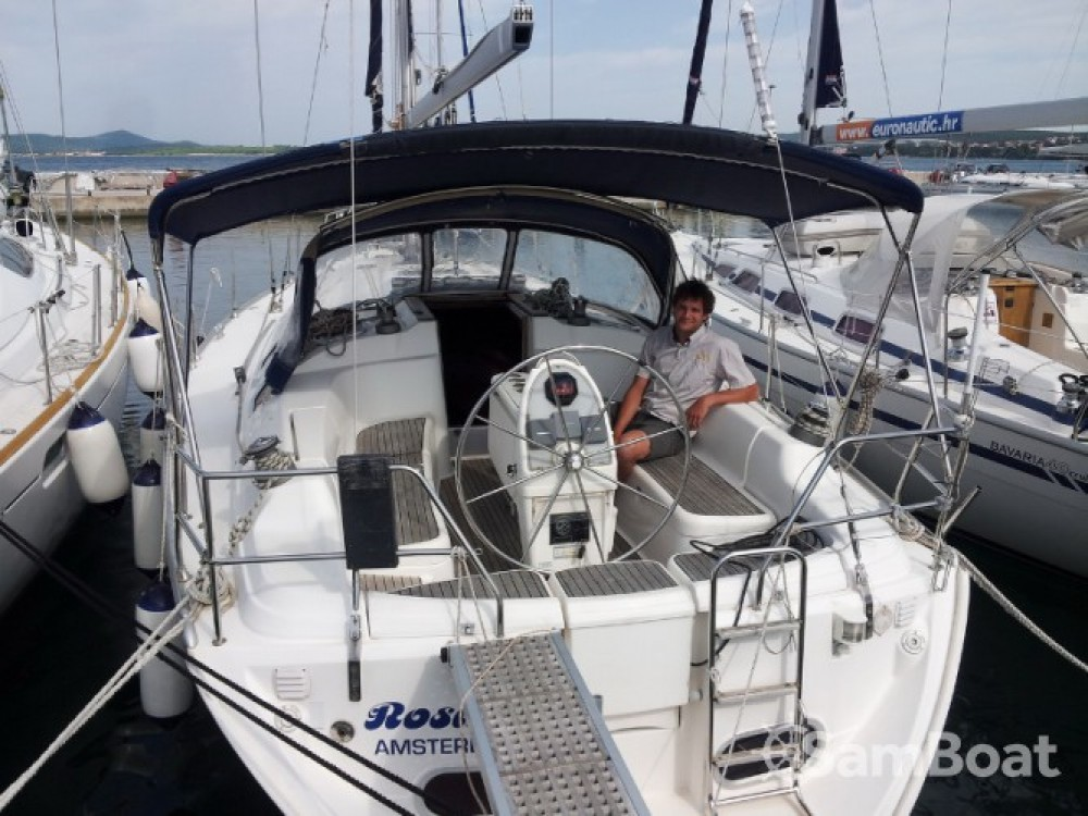 Location bateau Dufour Gib Sea 41 à Marina Kornati sur Samboat