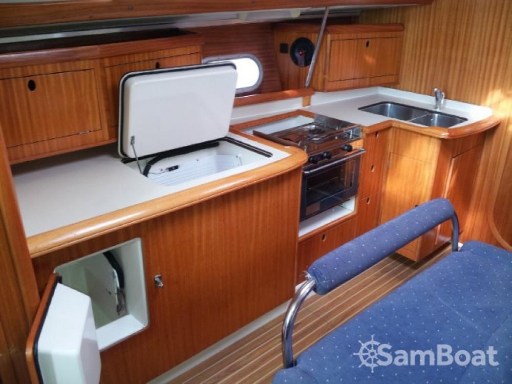 Location bateau Marina Kornati pas cher Gib Sea 41
